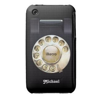 iRetro Rotary Old-school 3G iPhone Case iPhone 3 Cases