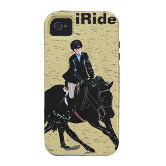 iRide Equestrian iPhone 4 Case