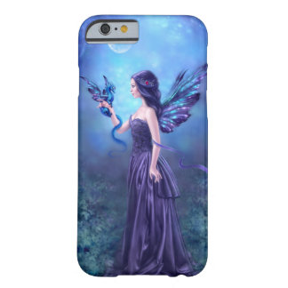 Iridescent Fairy & Dragon Art iPhone 6 Case