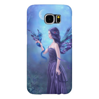 Iridescent Fairy & Dragon Art Samsung Galaxy S6 Cases