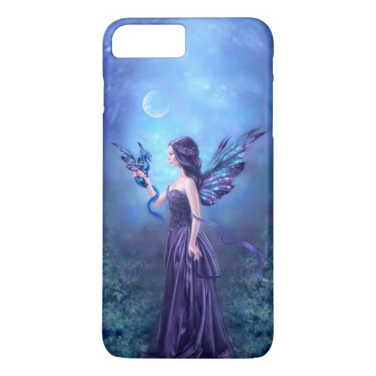 Iridescent Fairy & Dragon iPhone 8 Plus/7 Plus Case