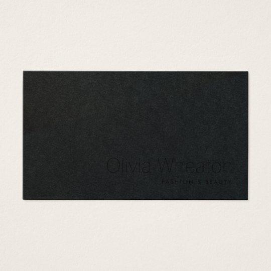 Iridescent Gold Geometric Salon Stylist Business Card