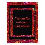 Iridescent Personalized Invite