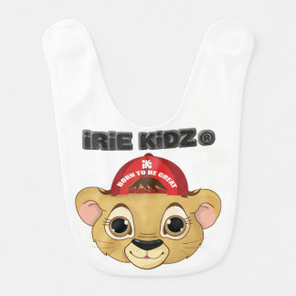 IRIE KIDZ®  'Leo the Lion Cub' Baby Bib