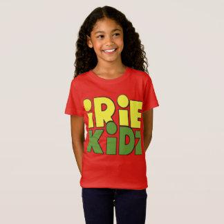IRIE KIDZ® Logo Girls T-Shirt