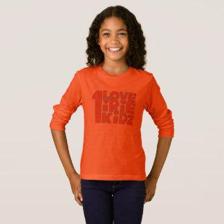 IRIE KIDZ® One Love Long Sleeve Girls T-Shirt