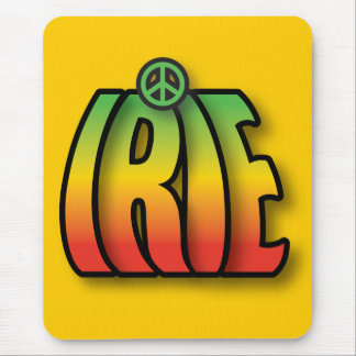 Irie Peace Mouse Mat