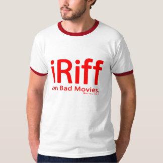 iRiff (on Bad Movies) tee shirt