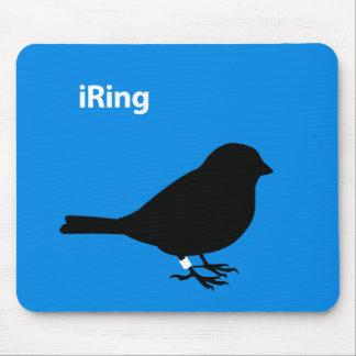 iRing Blue Mouse Mat
