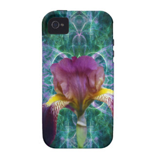 Iris and its meaning vibe iPhone 4 cases