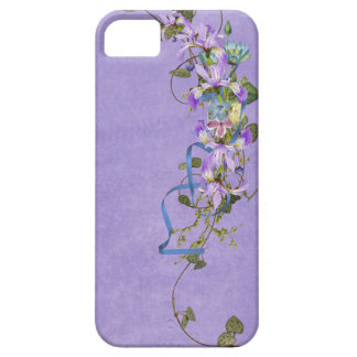 Iris and Ivy Bouquet Barely There iPhone 5 Case