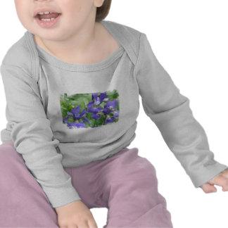 Iris Bulbs Infant T Shirts