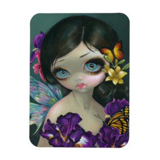 """Iris Enchantment"" Flex Magnet"