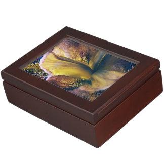 Iris Fantasy Keepsake Box