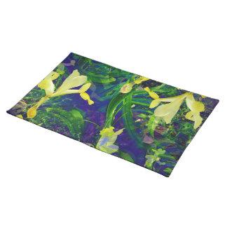 Iris fantasy Placemats