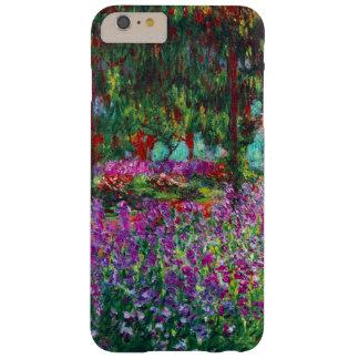 Iris Flower Garden Claude Monet Fine Art Barely There iPhone 6 Plus Case