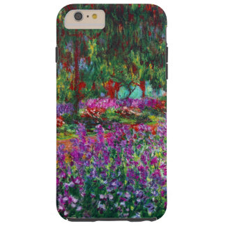 Iris Flower Garden Claude Monet Fine Art Tough iPhone 6 Plus Case