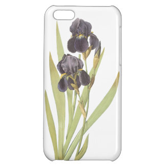 Iris Flowers Cover For iPhone 5C