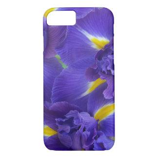 Iris flowers iPhone 8/7 case