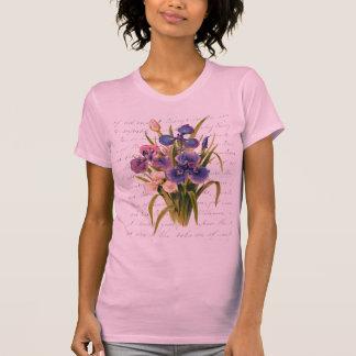 Iris Gardener s Celebration of Flowers T-Shirt