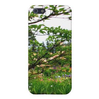 Iris Gardens Case For iPhone 5/5S