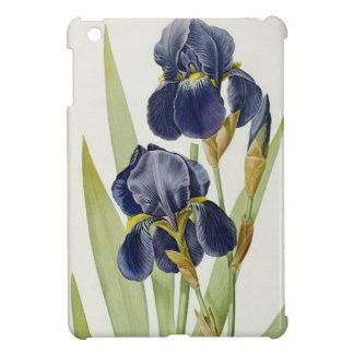 Iris Germanica, from `Les Liliacees', 1805 iPad Mini Case