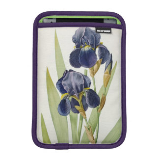 Iris Germanica, from `Les Liliacees', 1805 iPad Mini Sleeve