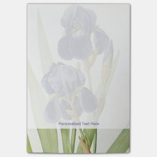 Iris Germanica, from `Les Liliacees', 1805 Post-it Notes