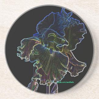 Iris Glow Coasters