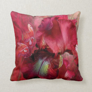 Iris - Goddess Of Passion Designer Pillow