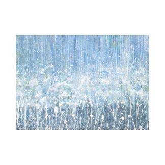 Iris Grace Monsoon Canvas Wrap Stretched Canvas Prints