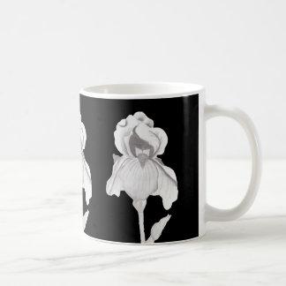 iris, iris, iris coffee mug