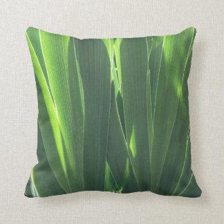 Iris Leaves Cushion
