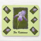 Iris Mouse pad, For Kateinmo Mouse Mat