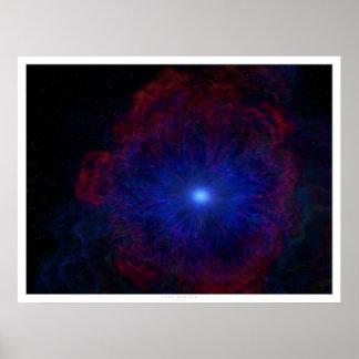 Iris Nebula Print