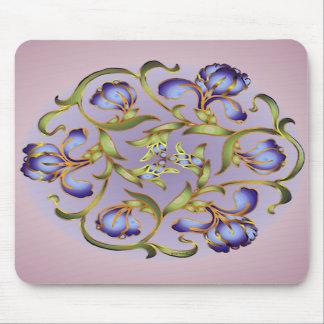 Iris Ring Mousepad