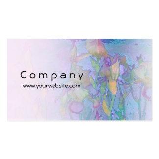 Iris Row Light Blend Pack Of Standard Business Cards
