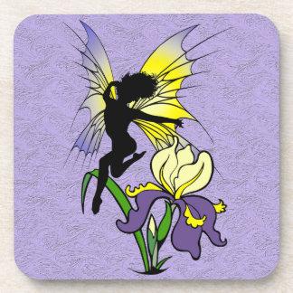 Iris Shadow Fairy Coaster