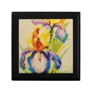 Iris Small Square Gift Box