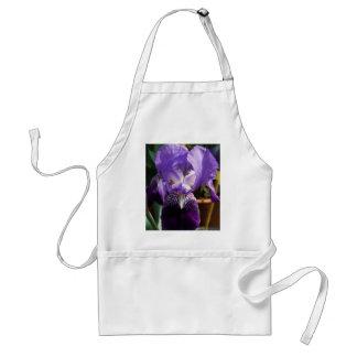 iris standard apron