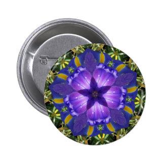 Iris Star Button