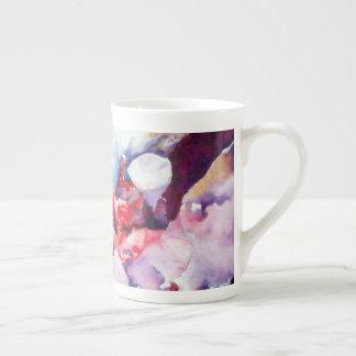 Iris . tea cup