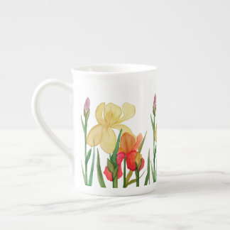 Iris Tea Cup