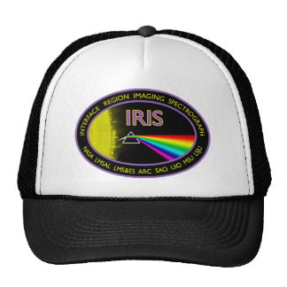 IRIS - The Interface Region Imaging Spectrograph Hats