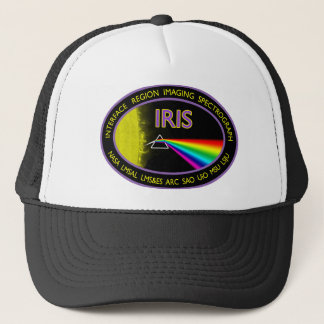 IRIS - The Interface Region Imaging Spectrograph Trucker Hat