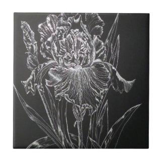 Iris Tile