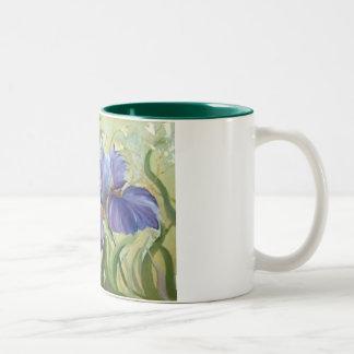 Iris Two-Tone Coffee Mug