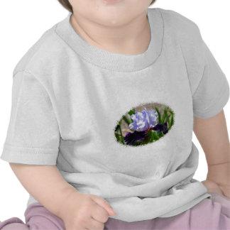Iris-two toned purple tees