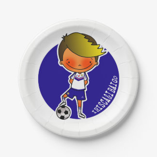 IRISCA&IBAIGO Plate soccer