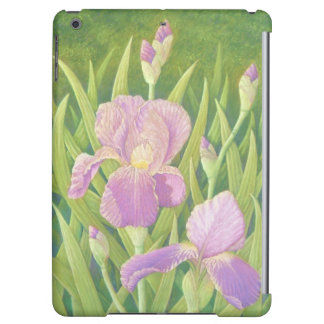 Irises at Wisley Gardens, Surrey iPad Air Case